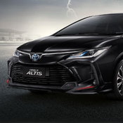 Toyota Corolla Altis Storm Package