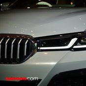 BMW 5 Series LCI 2021 (G30)