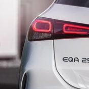 Mercedes-Benz EQA 2021