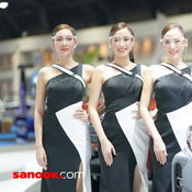 พริตตี้ Motor Expo 2020