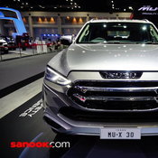 All-new Isuzu MU-X 2021
