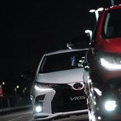 Toyota Vios GR-S 2021