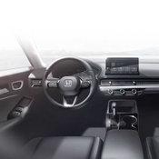 Honda Civic 2021 Interior