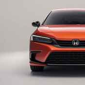 All-new Honda Civic 2021