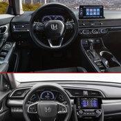 เปรียบเทียบ Honda Civic เก่า-ใหม่