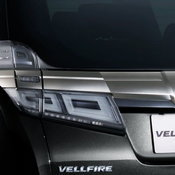 Toyota Vellfire Golden Eyes II