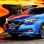 Nissan Leaf e+ (AU Spec)