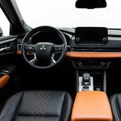 All-new Mitsubishi Outlander (US Spec)