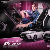 Toyota Yaris PLAY / ATIV PLAY 2021