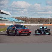 ทีเซอร์ Mercedes-AMG GT 73 e