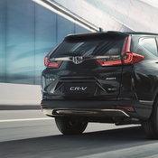 Honda CR-V EU Spec