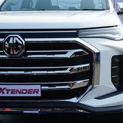 MG Extender 2021 ไมเนอร์เชนจ์