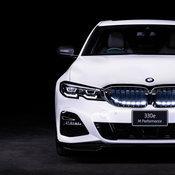 BMW 330e M Sport M Performance Edition 2021