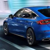 All-new Honda Civic Hatchback 2022