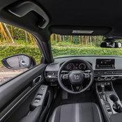Honda Civic Sedan 2022 - Interior