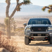 All-new Nissan Frontier 2022