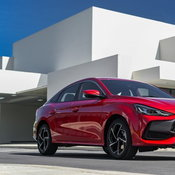 All-new MG5 2021
