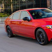 All-new Honda Civic US Spec