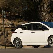 Nissan Leaf (US Spec)