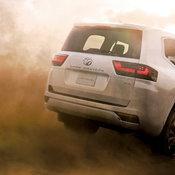Toyota Land Cruiser 2022