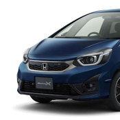 Honda Fit e:HEV Modulo X