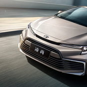 Toyota Levin Ling Shang 2022