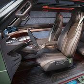 Honda Ridgeline EV Concept / psychoform