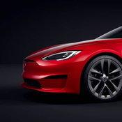 Tesla Model S Plaid 2022