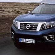 Nissan Navara EU Spec