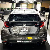 HKS Toyota GR Yaris