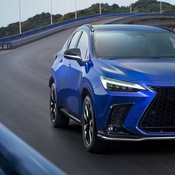 All-new Lexus NX 2022