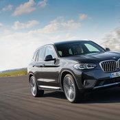 BMW X3 2022 (LCI)