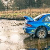 SUBARU IMPREZA S6 WRC - 2000 RALLY GB WINNER