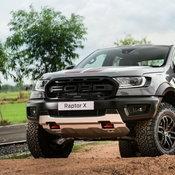 Ford Ranger Raptor X 2022