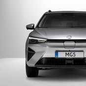 MG5 Electric 2022