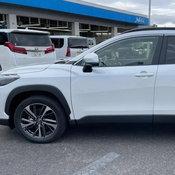 Toyota Corolla Cross JDM Spec