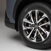 Toyota Corolla Cross US Spec