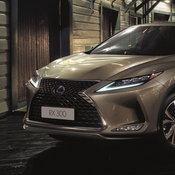 Lexus RX 2022
