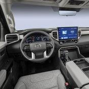 All-new Toyota Tundra 2022