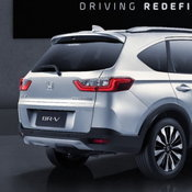 All-new Honda BR-V 2022