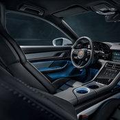 Porsche Taycan Cross Turismo 2022