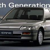 Honda Civic  รุ่นที่ 4