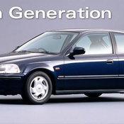 Honda Civic  รุ่นที่ 6
