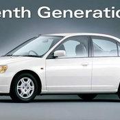 Honda Civic  รุ่นที่ 7