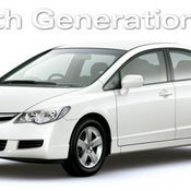 Honda Civic  รุ่นที่ 8
