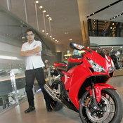 เต๋า- Honda CBR 1000 RR
