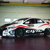 honda Civic Hatchback WTCC