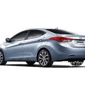 2013 Hyundai Avante