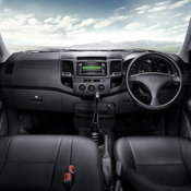 Toyota Vigo-Fortuner 2013