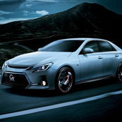 2013 Toyota Mark X G's